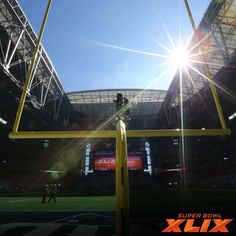The Roof, The Roof, The Roof is Now Open! #SB49 #GoPats #IgnoreTheNoise #FinishTheJob