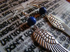 Supernatural Castiel Inspired Earrings with by FollowTheGrace, €6.00