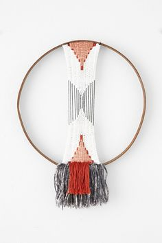 Stefanie Fuoco Circle Weaving - Urban Outfitters