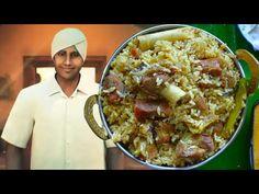 Recipes In Tamil, Indian Food Recipes, Briyani Recipe, Veg Biryani, Soup Recipes, Make It Yourself, Cooking, Henna, Youtube