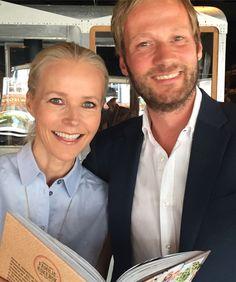 GIR MATTIPS: Lege Berit Nordstrand og kokk Kjartan Skjelde. Healthy Food Alternatives, Healthy Recipes, Food And Drink, Pasta, Relationships, English, Google, Tips, Modern
