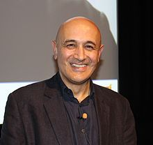 Prof Jim Al-Khalili - EdSciFest 2014 (10).JPG presented a fascinating BBC series about Science and Islam shown in 2017 which showed the invaluable contribution of Islam/The Arabs to Astronomy, medicine, geography, mathematics  in a 'Golden Age ' of Islamic learning.