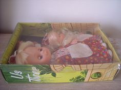 Vintage Dolls Set of 3 'Us Three' Boxed | eBay