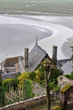 Un week end à Saint Malo, en passant par Cancale et le Mont Saint Michel // clichés
