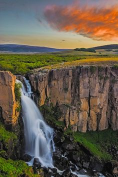 North Clear Creek Falls, Colorado  (by Ken Henke)