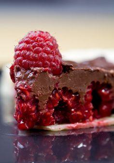 Himbeer-Schokoladen Tarte - wow so lecker!#pintowingofeminin