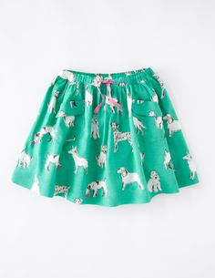 #Miniboden Fun Printed Skirt