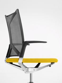 Camiro work&meet. Universal swivel chair for the demanding conference area or for a desk.  Design: Martin Ballendat