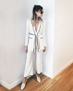 4 Ways To Style The White Suit