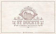 Vintage Label Designs by JC Desevre | Inspiration Hut