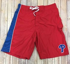 Philadelphia Phillies MLB Men's Basketball shorts Size XXL #GenuineMerchandise #Shorts