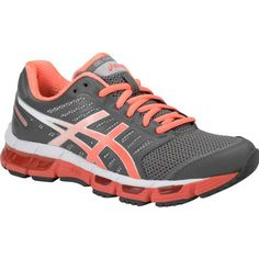 Enhance your natural stride in the ASICS GELCirrus33 womens running shoes. The innovative twolayer midsole improves rebound and response while GEL cushioning technology dissipates shock on impact. A nosew upper provides seamless comfort mile after mile. Get your new ASICS running shoes today from Sports Authority. Womens Athletic Fw Running Cushion Asics Cushion Running Shoes for Women http://www.amazon.com/dp/B006H1LEV0/?tag=icypnt-20