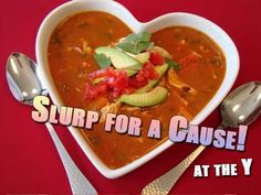 Slurp for a Cause! …and support the Door County YMCA's 2013 Strong Kids Campaign at the Annual Y Soup sale Wednesday, March 20 at the Sturgeon Bay Y and Monday, March 25 at the Northern Door Y http://doorcountyfoodie.com/2013/03/slurp-cause-door-county-ymcas-178/