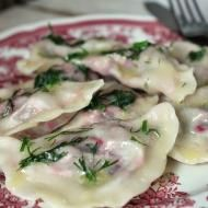 Recipe Boards, Polish Recipes, Delicious Dinner Recipes, Group Meals, Tortellini, Dumplings, Baking Recipes, Food And Drink, Tasty