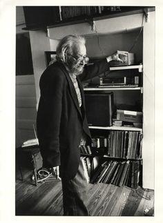 "Harry Smith, whose ""Anthology of American Folk Music"" inspired the 60's folk revival scene"