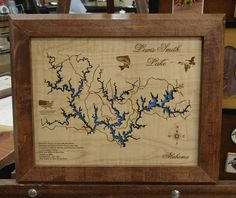 Hey, I found this really awesome Etsy listing at https://www.etsy.com/listing/189825683/lewis-smith-lake-alabama-wooden-laser