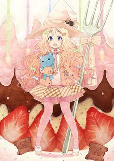 Magical Girl Mugi-chan