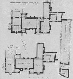 Résultats de recherche d'images pour «great chalfield manor»