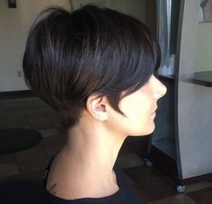 Smooth layered pixie by Kelseyan