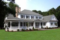 Elegant Country Home Plan - 32485WP   Country, Farmhouse, Traditional, Luxury, Photo Gallery, Premium Collection, 1st Floor Master Suite, Bonus Room, Butler Walk-in Pantry, PDF, Corner Lot   Architectural Designs