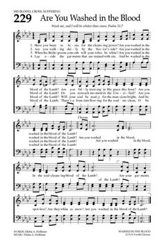 You Washed in the Blood? Baptist Hymnal 2008 page You Washed in the Blood? Baptist Hymnal 2008 page 324 Hymns Of Praise, Praise Songs, Worship Songs, Praise And Worship, Christian Song Lyrics, Christian Music, Christian Quotes, Church Songs, Church Music