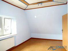 Zimmer im Dachgeschoss.