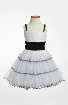 Ooh! La, La! Couture 'Wow' Pouf Dress (Little Girls & Big Girls) available at #Nordstrom
