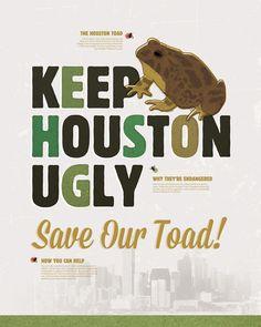 UHGAP & Houston Zoo, Houston Toad - Ana Perez