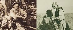 Horace Kephart (1862–1931) and George Masa (1881–1933) ~ Masa's images and Kephart's text were used in promotional materials supporting the effort to create a national park. After seeing Masa's photographs, John D. Rockefeller Jr. donated $5 million to help purchase the lands to become part of a new park.