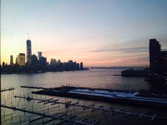 Good morning Lower Manhattan