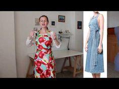 Открытая металлическая молния в платье Stella McCartney - YouTube