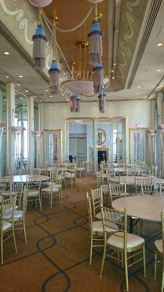 Reprezentační sály ve 30 patře