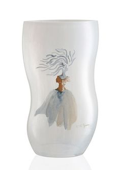 KOSTA BODA Narrow Catwalk Vase