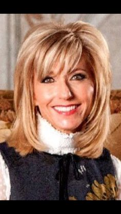 Bible teacher beth moore coming to intrust bank arena hair i absolutely love beth moore books voltagebd Image collections