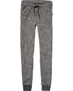 sweat chino jogger
