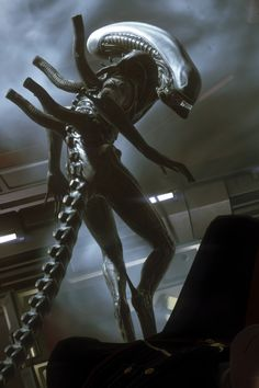 ajay-ghalle:  Alien Isolation x
