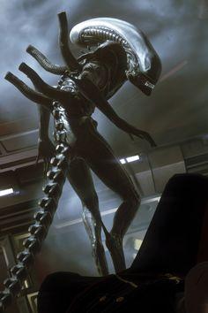 ajay-ghalle:  Alien Isolationx