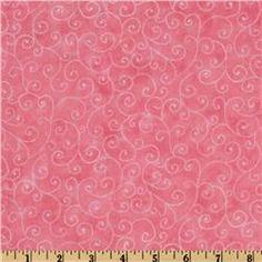 Moda Marble Swirls (9908-18) Pink Sherbert