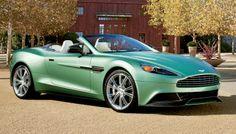 No. 4: Aston Martin Vanquish Volante