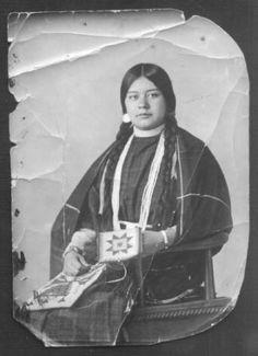 Amy Tilden :: National Park Service (NPS) Nez Perce Historic Images Collection