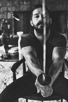 Inspirational Board: Inspiration of the day | Shia Lebeouf for Interview November 2014
