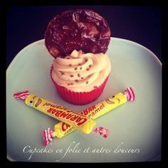 Cupcakes carambar