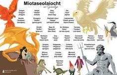 Kaytria Stauffer for Irish Language Learners Celtic Pride, Irish Celtic, Gaelic Irish, Gaelic Words, Irish Mythology, Irish Language, Irish Landscape, World Languages, European Languages