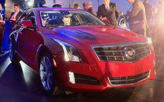 2013 Cadillac ATS Coupe