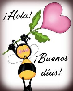 Good Day Messages, Inspirational Good Morning Messages, Spanish Inspirational Quotes, Cute Messages, Good Morning In Spanish, Good Morning Funny, Cute Love Gif, Cute Cat Gif, Good Day Quotes