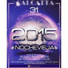 Nochevieja 2015 Valencia Entrada Calcatta
