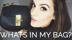 What's In My Bag? | Anouska |
