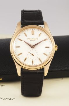 Patek Philippe Rose Gold Reference 2526