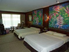 Hilltop Chalet Damai Beach Resort Kuching Sarawak I Kuching