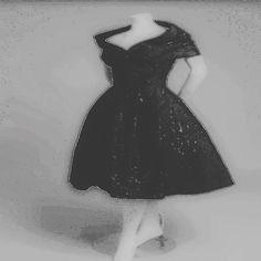 Digital, Artist, Black, Dresses, Fashion, Vestidos, Moda, Black People, Fashion Styles